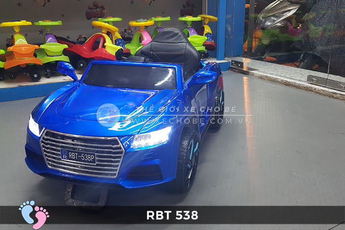Xe hơi điện đồ chơi trẻ em RBT-538 3