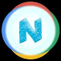 Nougat Launcher - Nougat 7.0 icon