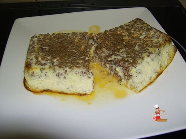 Creamy Meatloaf Recipe