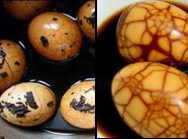 Chinese Tea Eggs Recipe