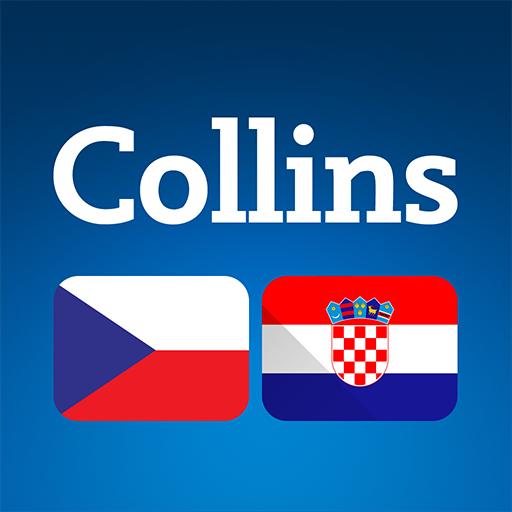 Collins Czech<>Croatian Dictionary Icon