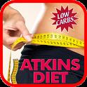 Atkins Diet Plan icon