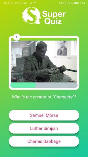 Moldcell Super Quiz