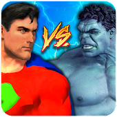 Grand Superhero Fighter Pro - Street Adventure 17