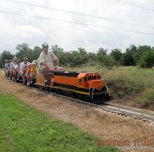 Photo: Engineer Brian Campopiano.  HALS 2012-0818 David Hannah photo