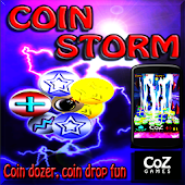 Coin Storm, coin pusher