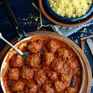 North African Chermoula Meatballs Recipe