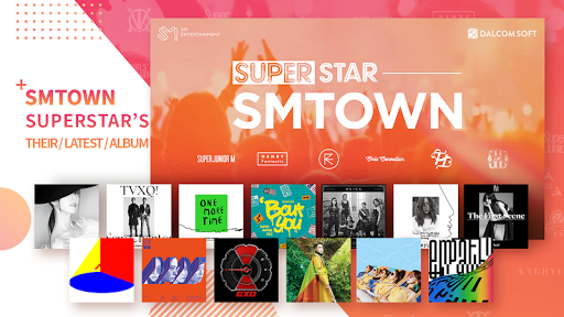 SuperStar SMTOWN 2.5.2 screenshots 2