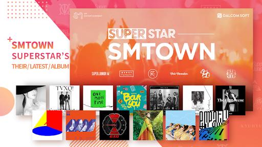 SuperStar SMTOWN 2.8.2 screenshots 2