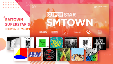 SuperStar SMTOWN APK screenshot thumbnail 2