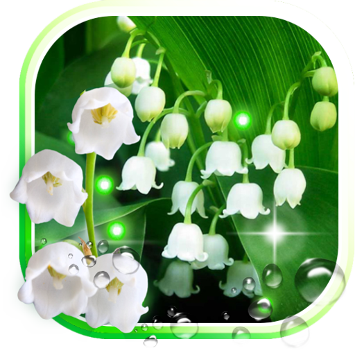 Forest Lilies Live wallpaper file APK for Gaming PC/PS3/PS4 Smart TV