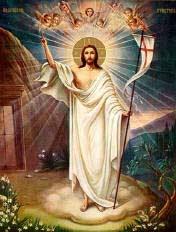 Người sống lại như lời Thánh Kinh…