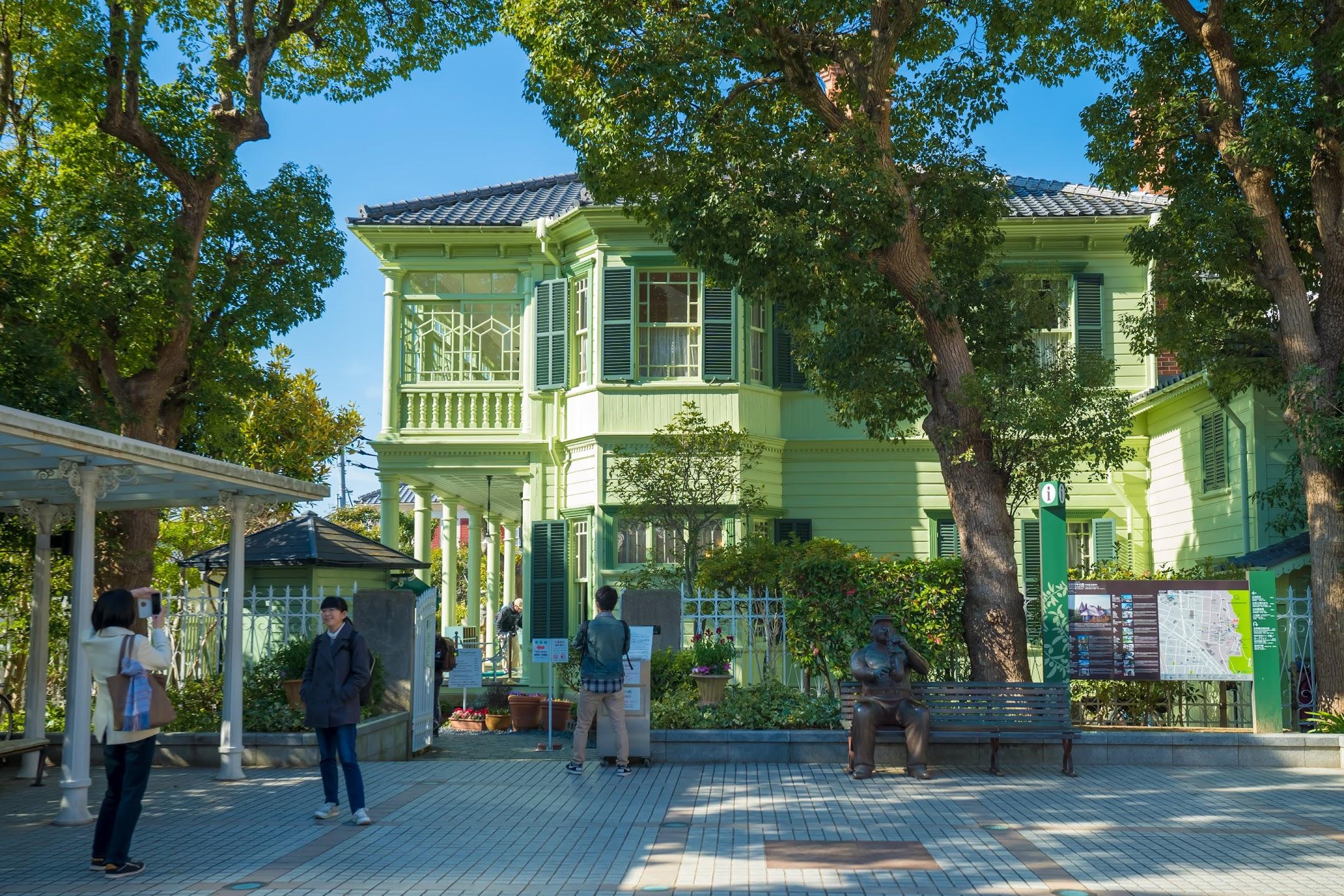 Kobe Kitano Moegi House1
