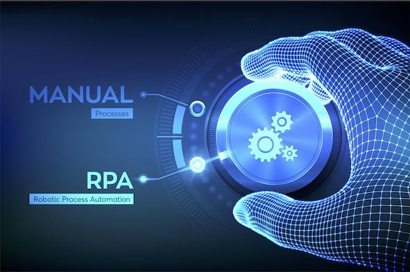 RPA系統結合OCR辨識,告別費時的文書處理,提升作業效率!