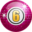 Hit 6 Bingo icon