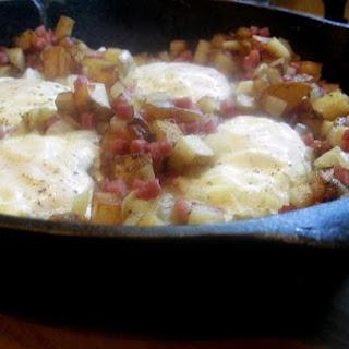 Skillet Breakfast Hash