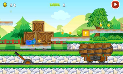Super Journey Of Slugs screenshot 2
