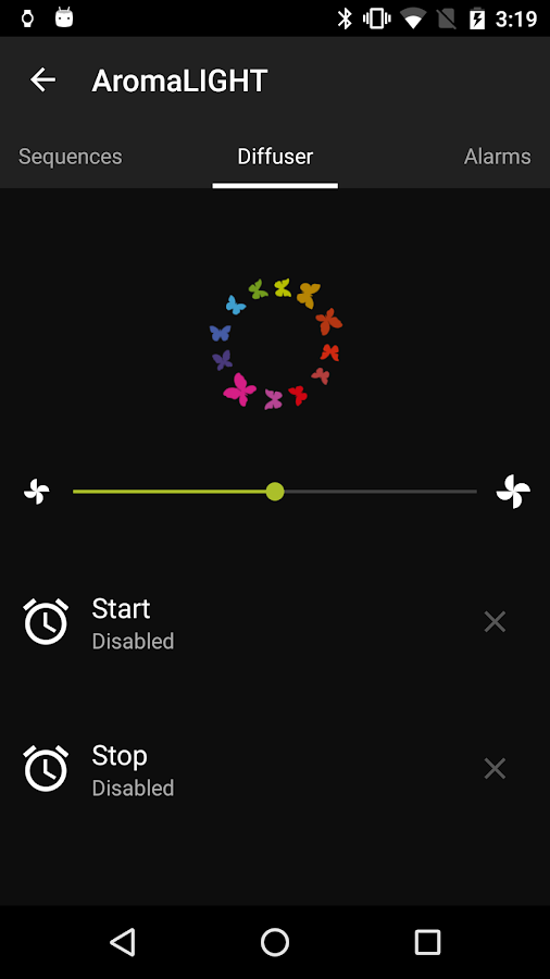 AwoX Smart CONTROL- screenshot