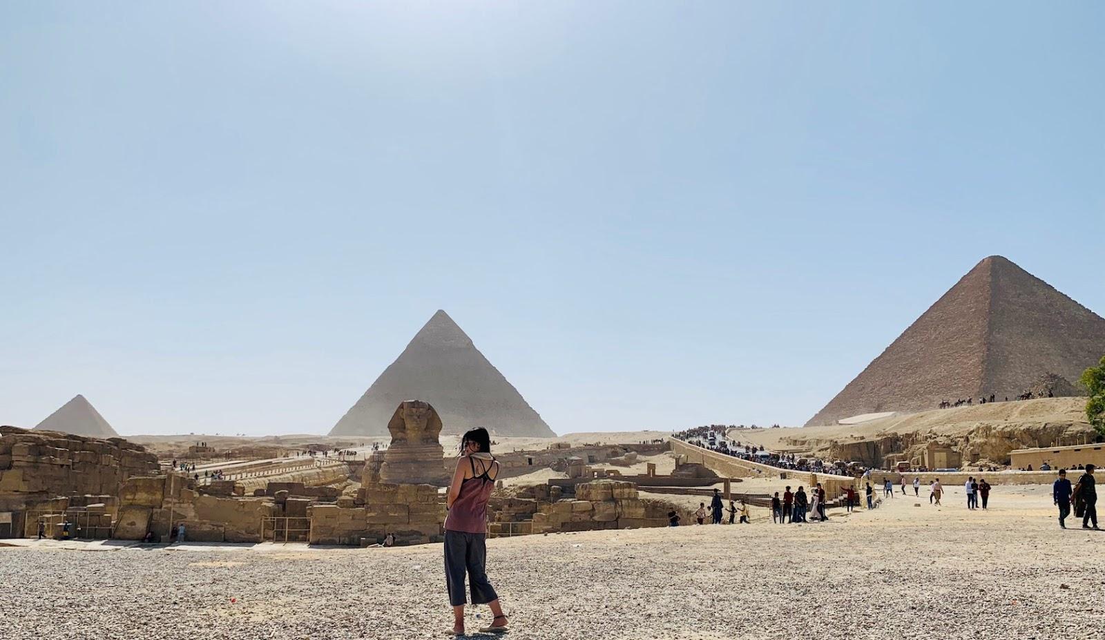 挑戰一個人玩埃及|探索心靈旅人