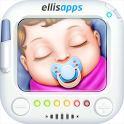 Baby Monitor: Video & Audio over WiFi or Bluetooth icon
