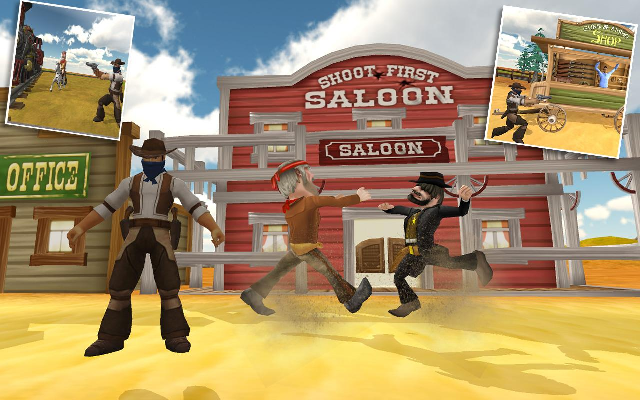 Cowboy Hunter Western Bounty- screenshot