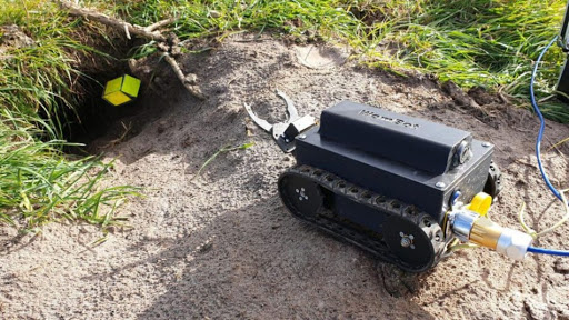 WomBot is helping scientists explore wombat burrows in Australia