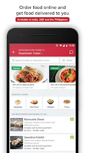 Zomato for PC-Windows 7,8,10 and Mac apk screenshot 5