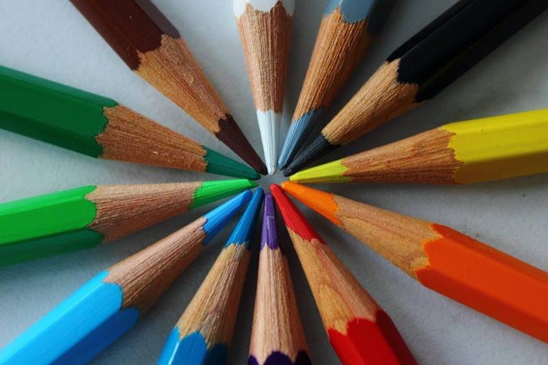 Oggi si colora di pcinina