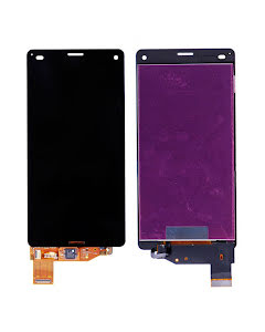 Sony Xperia Z3 Compact LCD Display Black