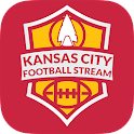 Kansas City Football STREAM icon