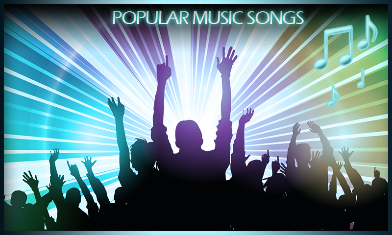 Popular Music Songs- screenshot