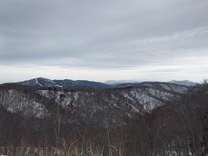 休憩地からの展望(北側)