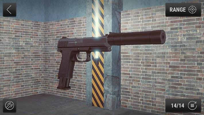Gun Builder 3D Simulator - screenshot