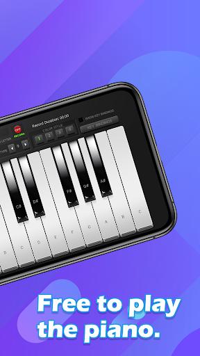 Piano Keyboard screenshot 2