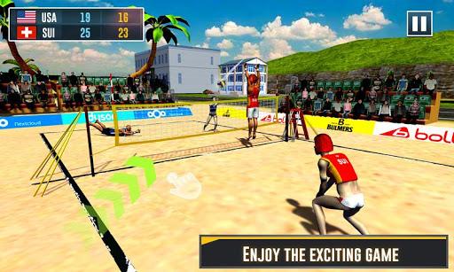 Spike Master 2019 - Volleyball Championship 3D 1.0 screenshots 2