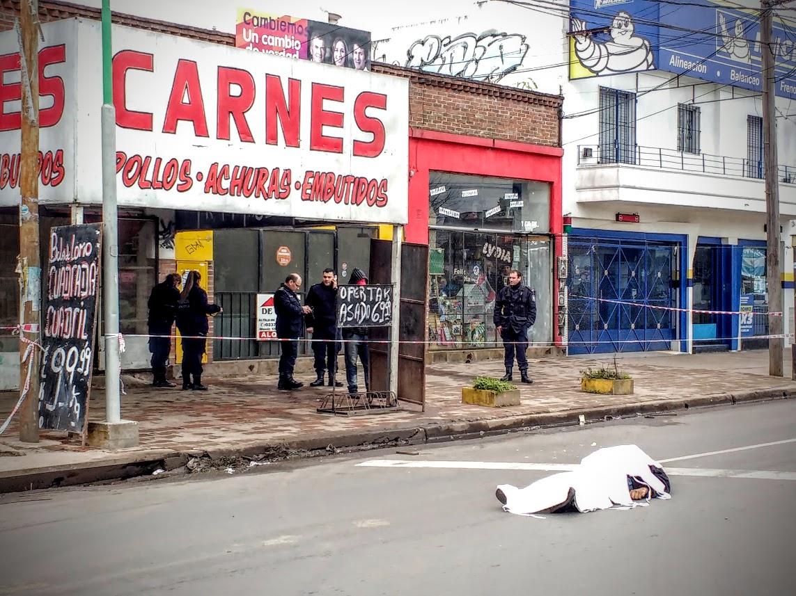 Un detenido por el asesinato del recaudador de carnicerías