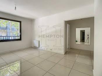 Appartement 2 pièces 50,57 m2