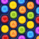 Toon Toys Blast Crush- pop the cubes Match puzzle icon
