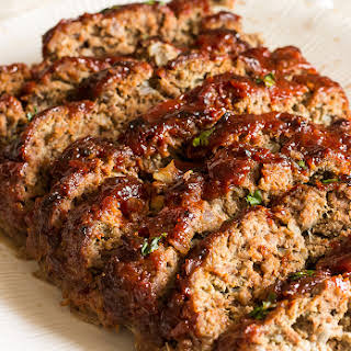 The Best Meatloaf.