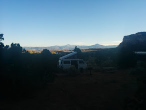 Photo: Amphitheatre Campground, N of Abiqui