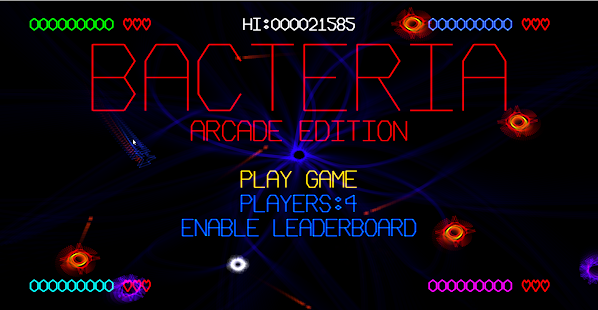 Bacteria™ Arcade Edition Screenshot 1