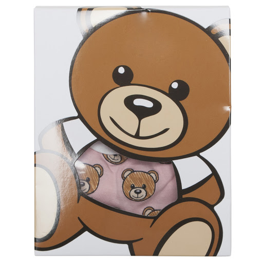 Thumbnail images of Moschino Cotton Teddy Babysuit