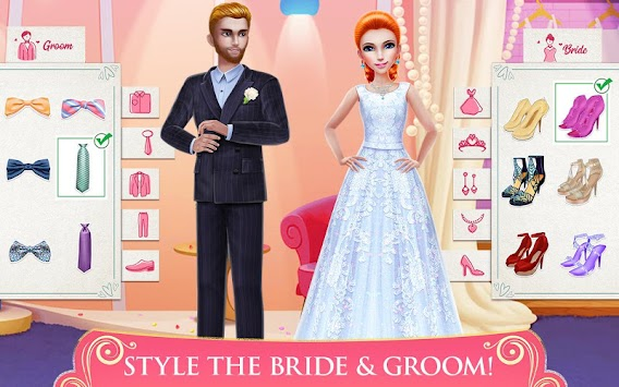 Dream Wedding Planner - Dress & Dance Like a Bride apk screenshot