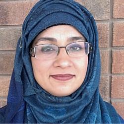 Shazia - Chiropractic Assistant Trainer