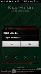 Radio Melodia Yungueña- screenshot thumbnail