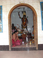 Photo: Kali Temple inside Baradi Dham complex