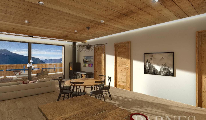 Appartement avec terrasse Saint-Jean-de-Sixt