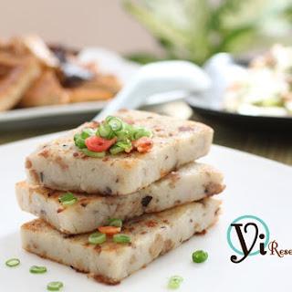 Dim Sum Classic – Turnip Cake (蘿蔔糕)