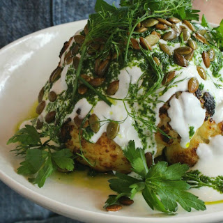 Ten Foot Henry'S Whole Roasted Cauliflower Recipe