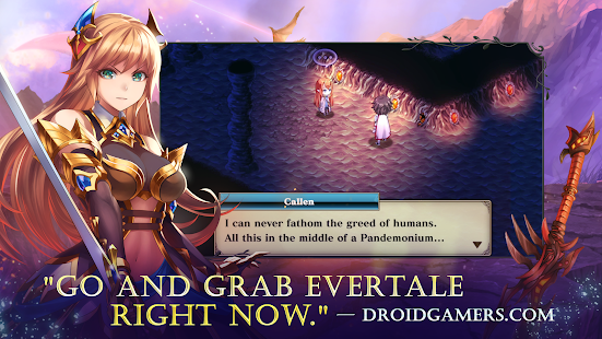 Game Evertale APK for Windows Phone